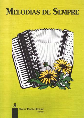 Melodias De Sempre - Vol 08