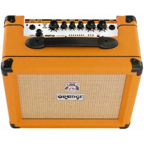 Orange Amplificador Combo Para Guitarra Crush 20Rt