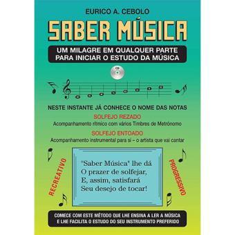 Livro Saber música