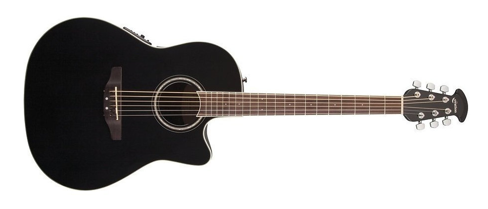 Guitarra Electro-Acústica Celebreity Standard Mid Cutaway  Ovation
