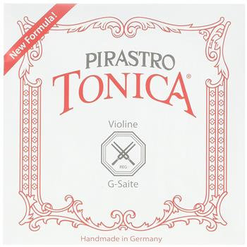 Jogo De Cordas Para Violino Pirastro Tonica