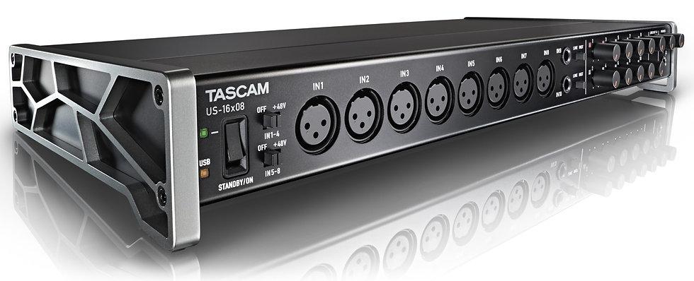 Interface Audio Tascam Us-16X08