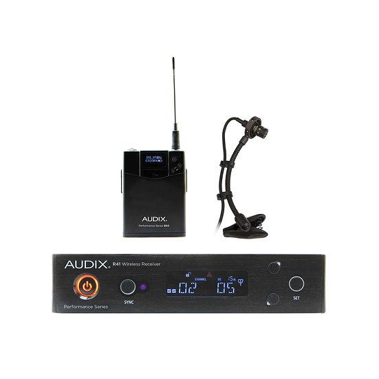 Kit Microfones Sax S Fio Audix Ap41 Sax