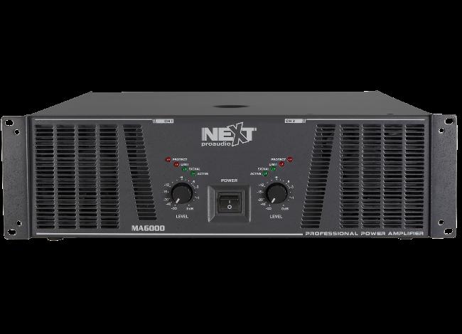 Amplificador Nextma6000