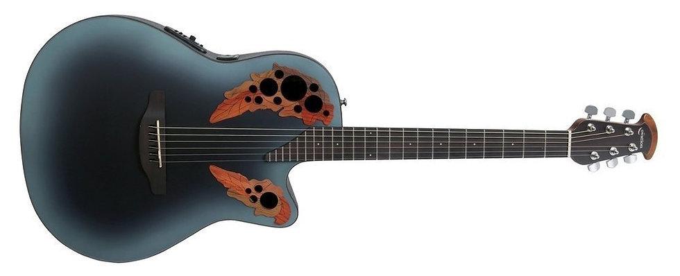 Guitarra Electro-Acústica Celebrity Elite Mid Cutaway  Ovation