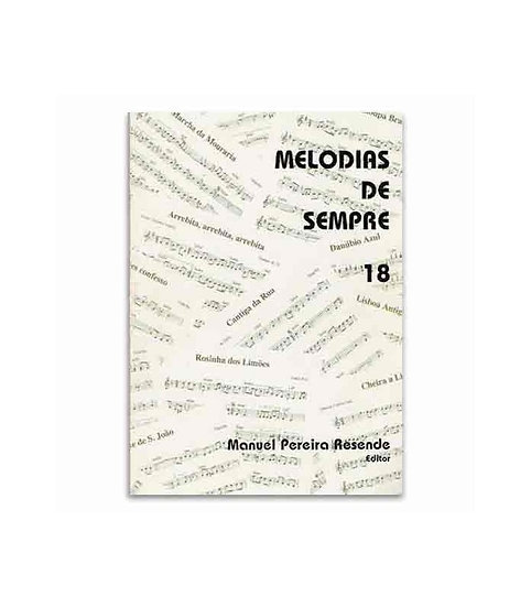 Melodias De Sempre - Vol 18