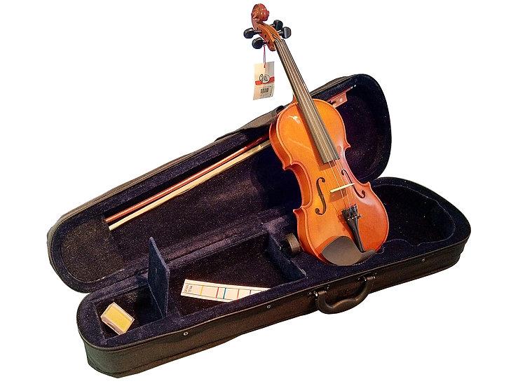 Violino 4/4 Gemma Pv Standard C/ Set Up