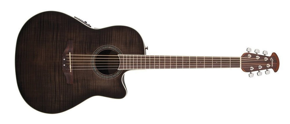 Guitarra Electro-Acústica Celebrity Standard Plus Mid Cutaway  Ovation