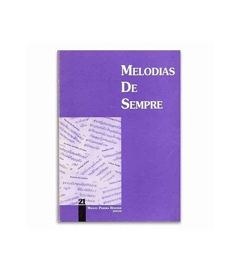 Melodias De Sempre - Vol 21