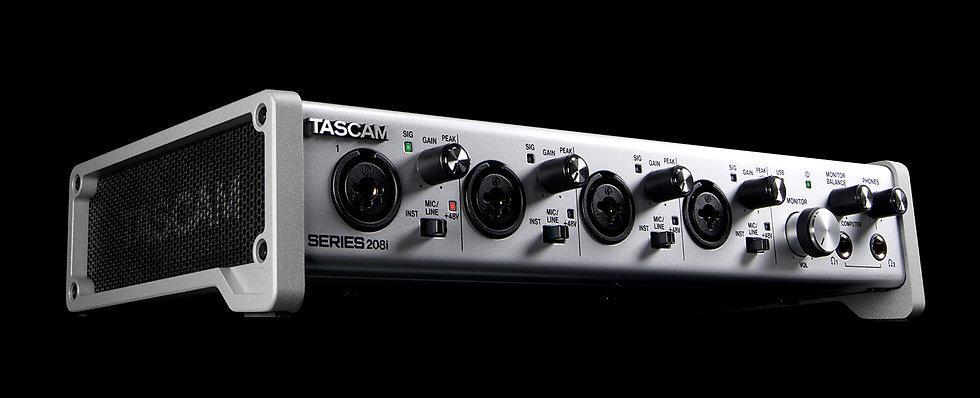 Interface Audio Tascam Series 208I