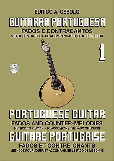 Guitarra Portuguesa 1 C Cd