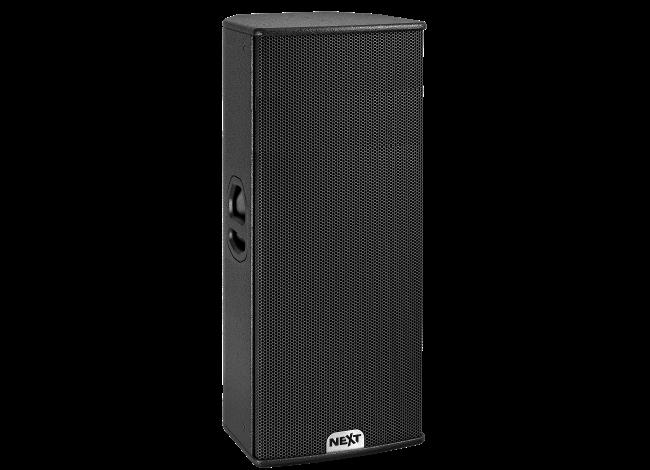 Coluna Next Amplificada Hfa 212 1650  Rms