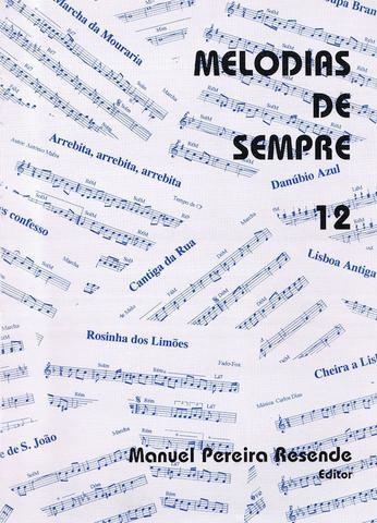 Melodias De Sempre - Vol 12