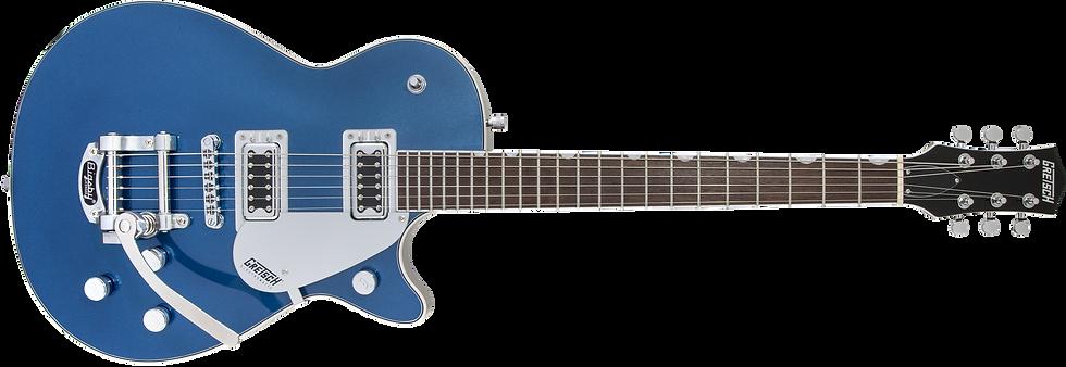 Guit. Eléc. Gretsch G5230T Electromatic Aleutian Blue