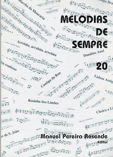 Melodias De Sempre - Vol 20 (Amores De Estudante)
