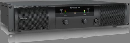 Amplificador Behringer Nx6000