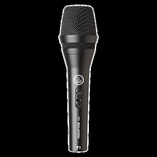 Microfones Akg P5 Live
