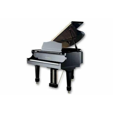 Piano De Cauda Sig-50D Negro Pulido