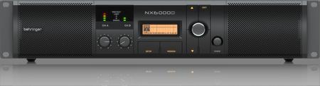Amplificador Behringer Nx6000D