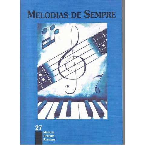 Melodias De Sempre - Vol 27