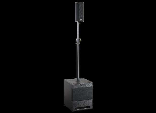 Sistema Next Amplificado Mini X2Mk3.10 1000W