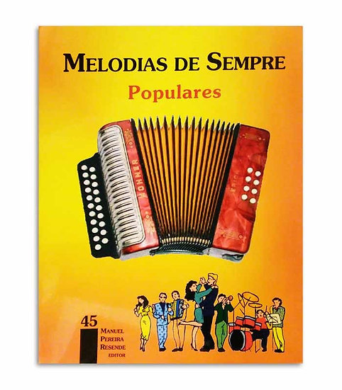 Melodias De Sempre - Vol 45 (Populares)
