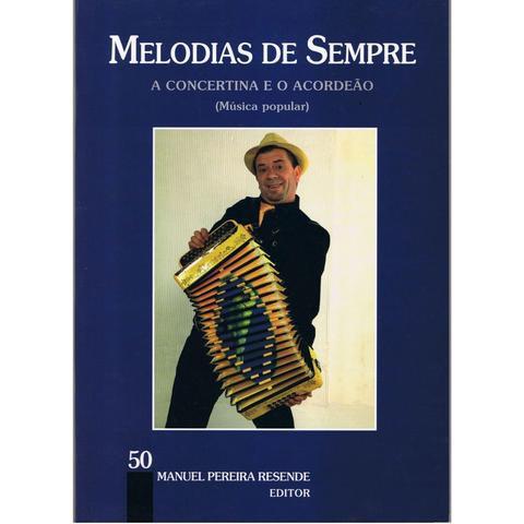 Melodias De Sempre - Vol 50 (A Concertina E O Acordeão)