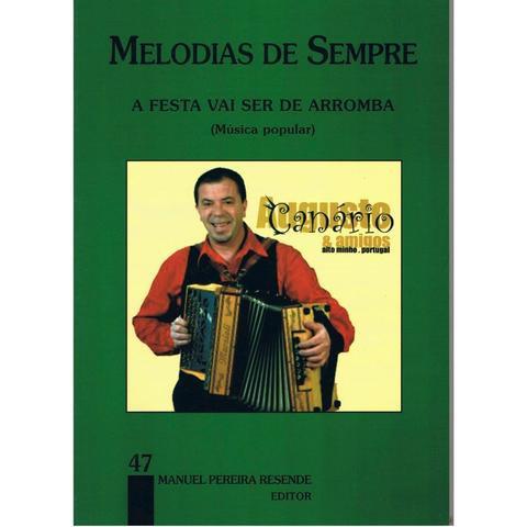 Melodias De Sempre - Vol 47 (Canário & Amigos)