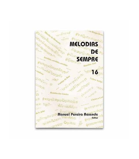 Melodias De Sempre - Vol 16
