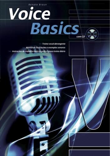 Livro Voice Basics (Pt) - Oferta Cd