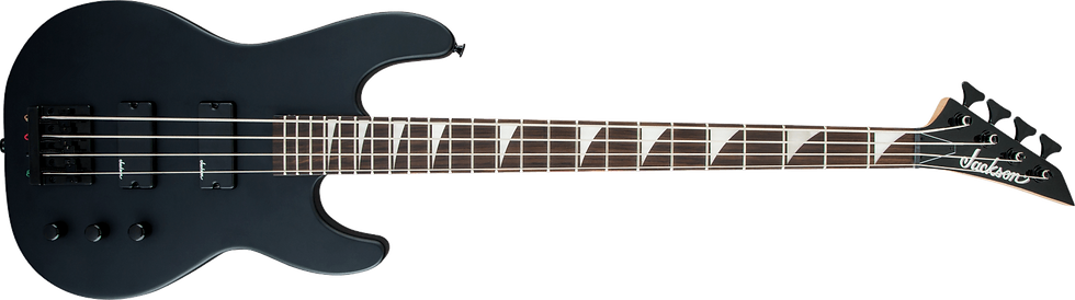 Guitarra Baixo JACKSON JS2 CB, AH FB - STN BLK