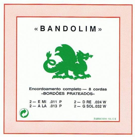 J. Cordas Dragão Bandolim