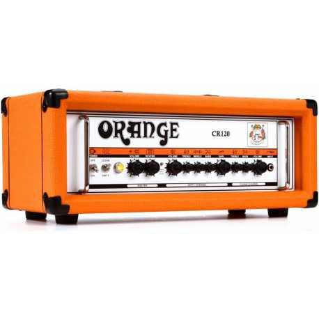Orange Amplificador Cabezal Para Guitarra Cr120H