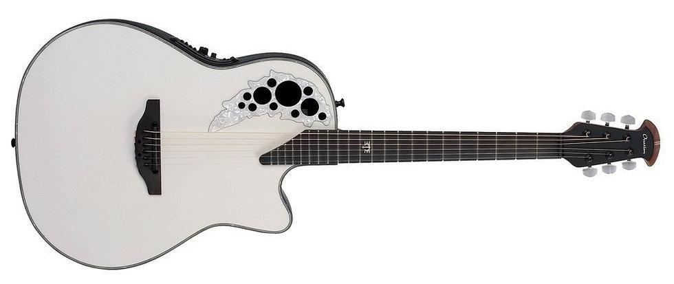 Guitarra Electro-Acústica Elite Signaturecutaway  Ovation