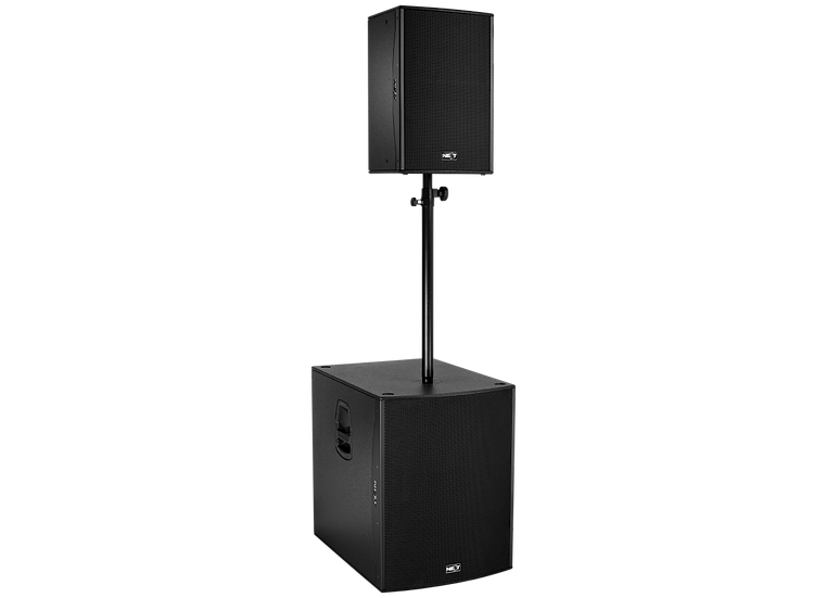 Sistema Amplificado Next X2Pfa 12.18