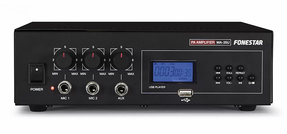 Amplificador Fonestar Ma-35U