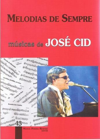 Melodias De Sempre - Vol 43 (Músicas De José Cid)