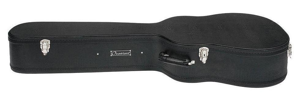 Estojo Para Guitarra Estojo De Madera Para Bajos Acús   Ovation