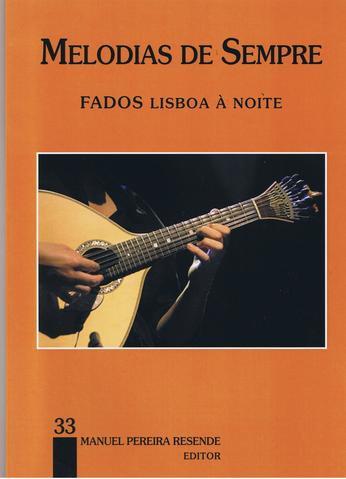 Melodias De Sempre - Vol 33 (Fados)