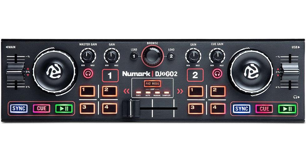 Controlador Numark Dj2G02