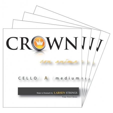 Corda Do Para Violoncelo Crown By Larsen