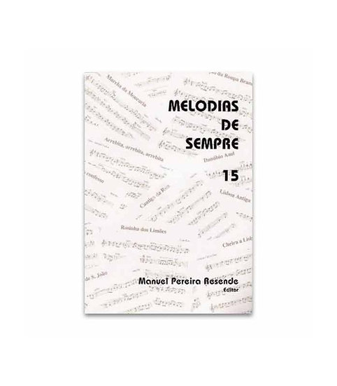 Melodias De Sempre - Vol 15