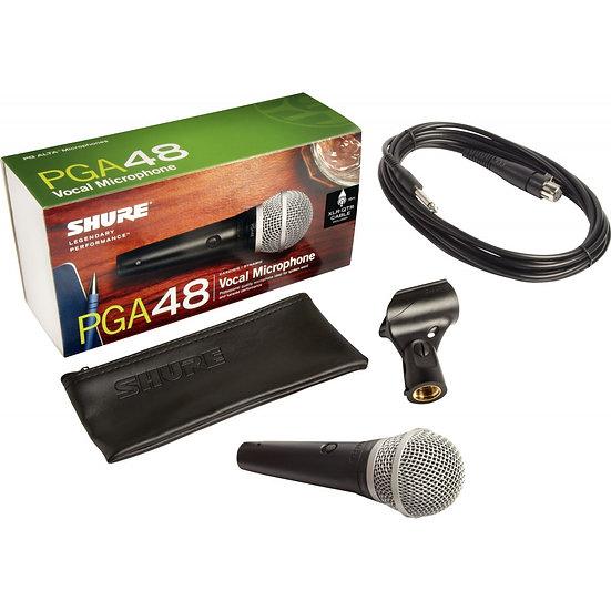 Microfone Shure Shure Pga48-Qtr