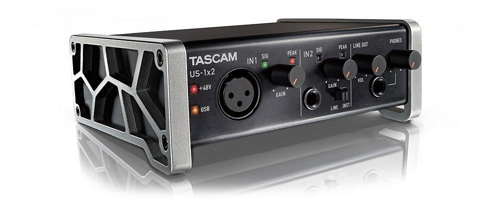 Interface Audio Tascam Us-1X2