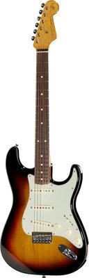 Fender Robert Cray Strat Rw 3 Sunburst