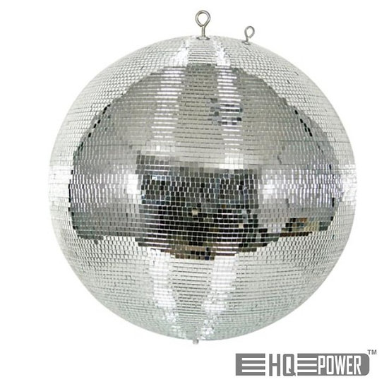 Bola De Espelhos 20cm C/ Motor 10 LEDS 1W RGBAW IBIZA  ASTRO-BALL8