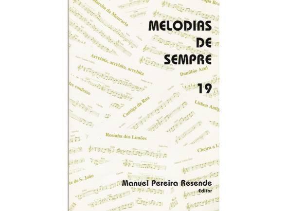 Melodias De Sempre - Vol 19