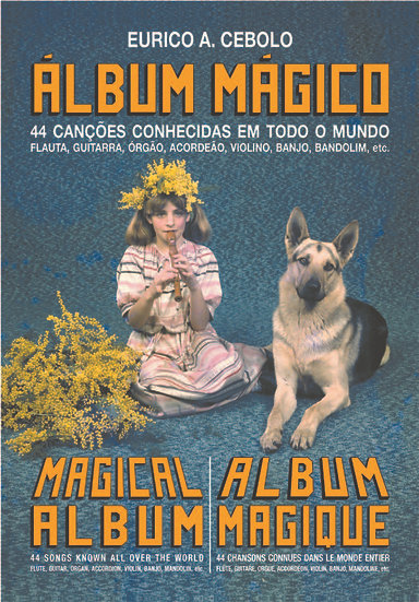 Album Mágico (Flauta) Livro