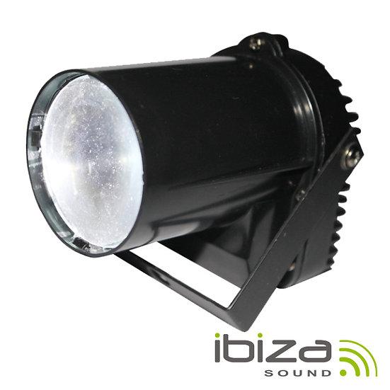 Projetor Luz C/ 1 LED CREE 5W Branco Spot IBIZA LEDSPOT5