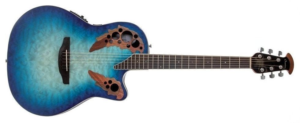 Guitarra Electro-Acústica Celebrity Elite Plus   Ovation